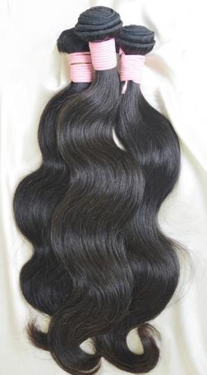 Body Wave Dark Brown Malaysian Hair