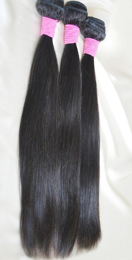 Straight Dark Brown Indian Remy Hair