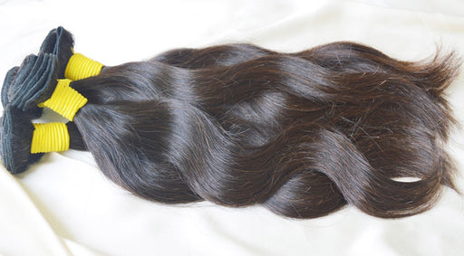Body Wave Dark Brown Brazilian Remy Hair