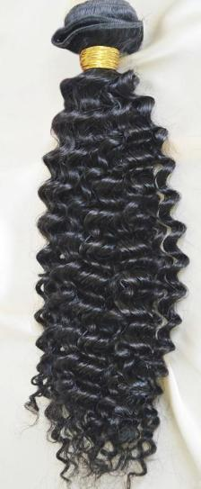 Deep Curl Off Black Malaysian Hair