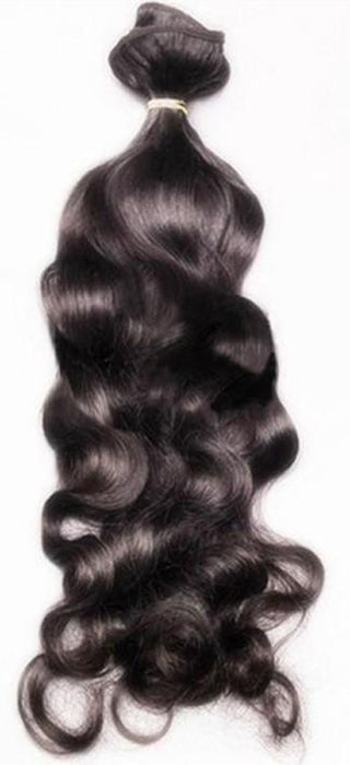 Deep Curl Dark Brown Malaysian Hair