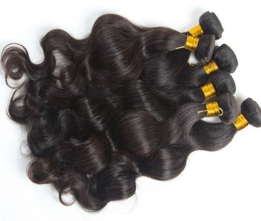Body Wave Dark Brown Indian Remy Virgin Hair