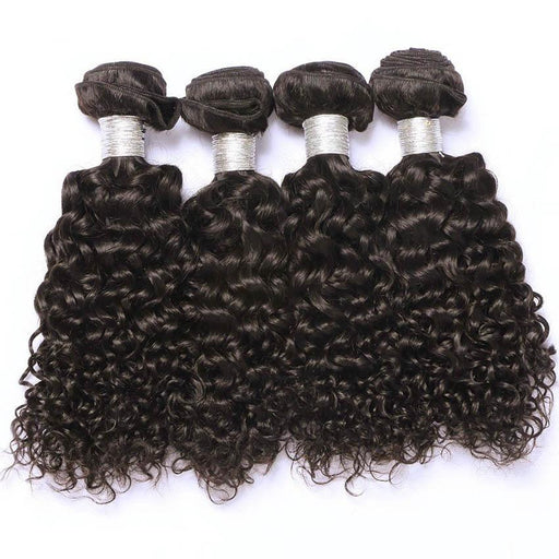 Deep Curl Dark Brown Indian Remy Virgin Hair