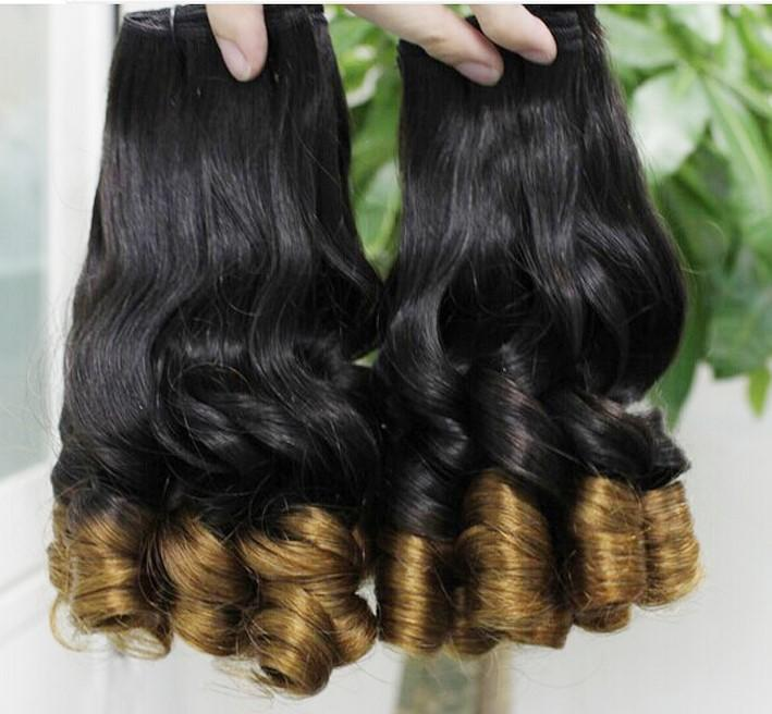 Loose Curl Gold Tip Brazilian Remy Hair