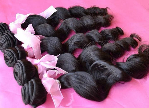 Loose Wave Dark Brown Malaysian Hair