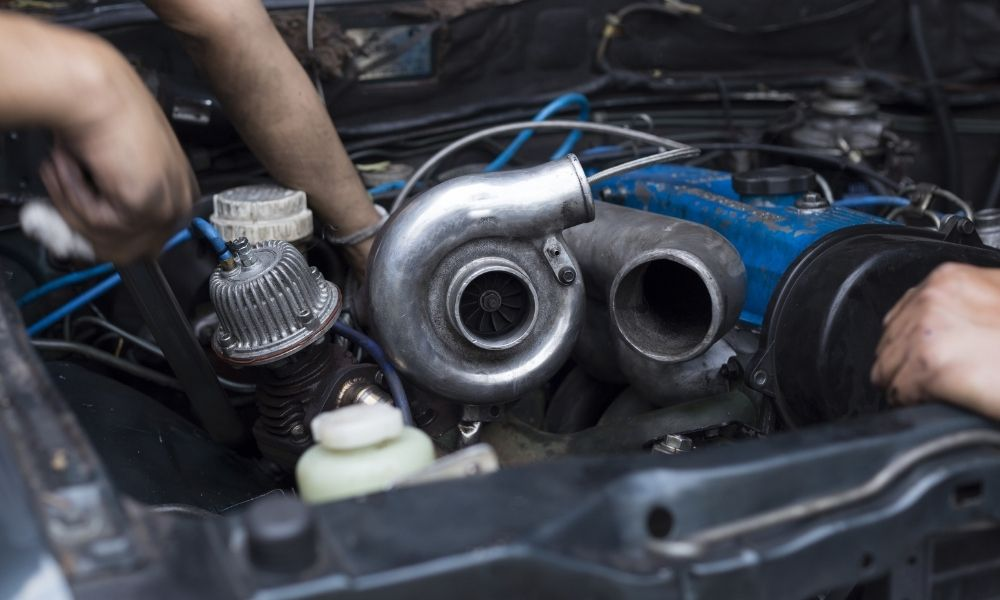 The Cost of Turbocharging a Car
