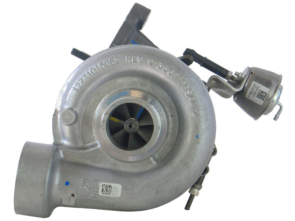 International Truck MAXXFORCE 11 D2066 12709880006 NEW OEM BorgWarner B2NG Turbo - TurboTurbos