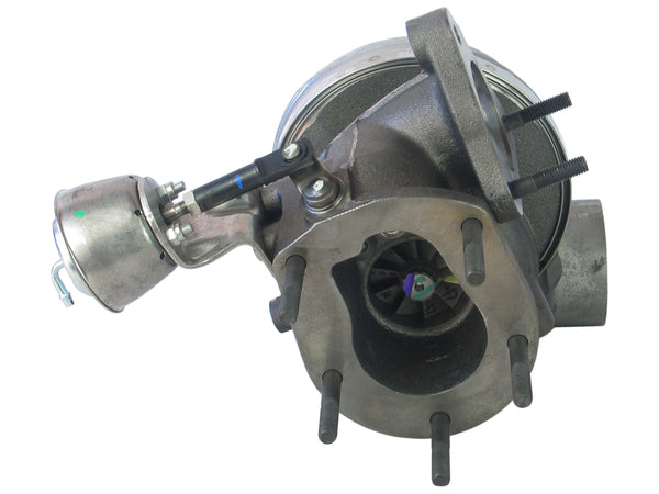 International Truck D2676 12709880007 Turbo NEW OEM BorgWarner B2NG Turbocharger - TurboTurbos