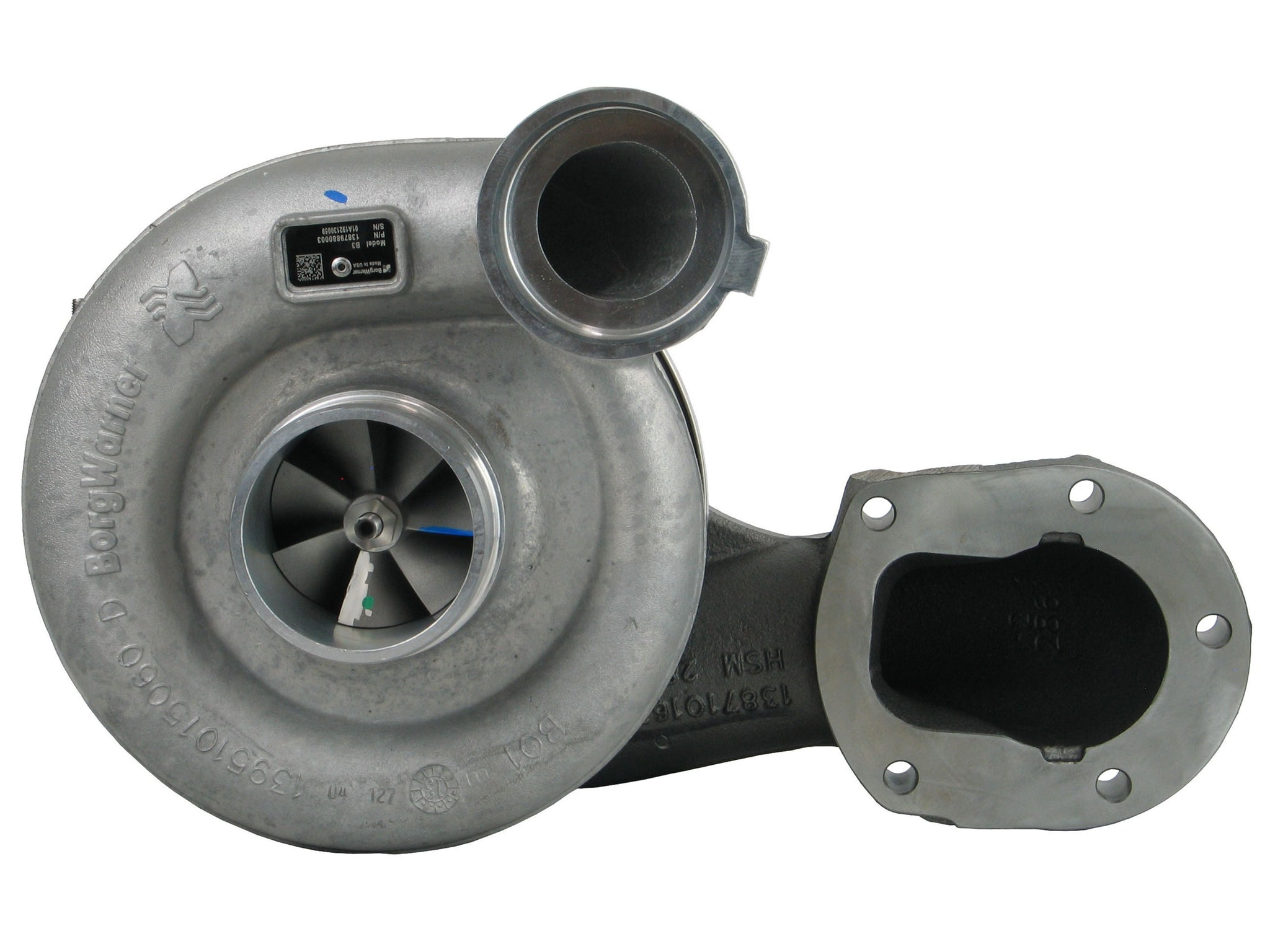 International Trucks Navistar MAXXFORCE 13 13879880003 NEW BorgWarner B3NS Turbo - TurboTurbos
