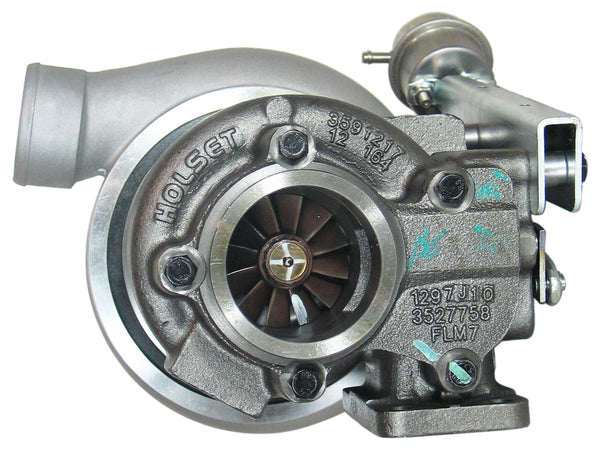 Industrial Off Highway Cummins 6BTA Diesel Engine 3536971 NEW Holset HX35W Turbo