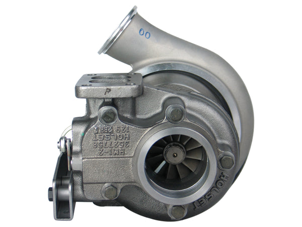 Truck Cummins ISDE6 Engine 4043980 Turbo NEW OEM Holset HE351W Turbocharger