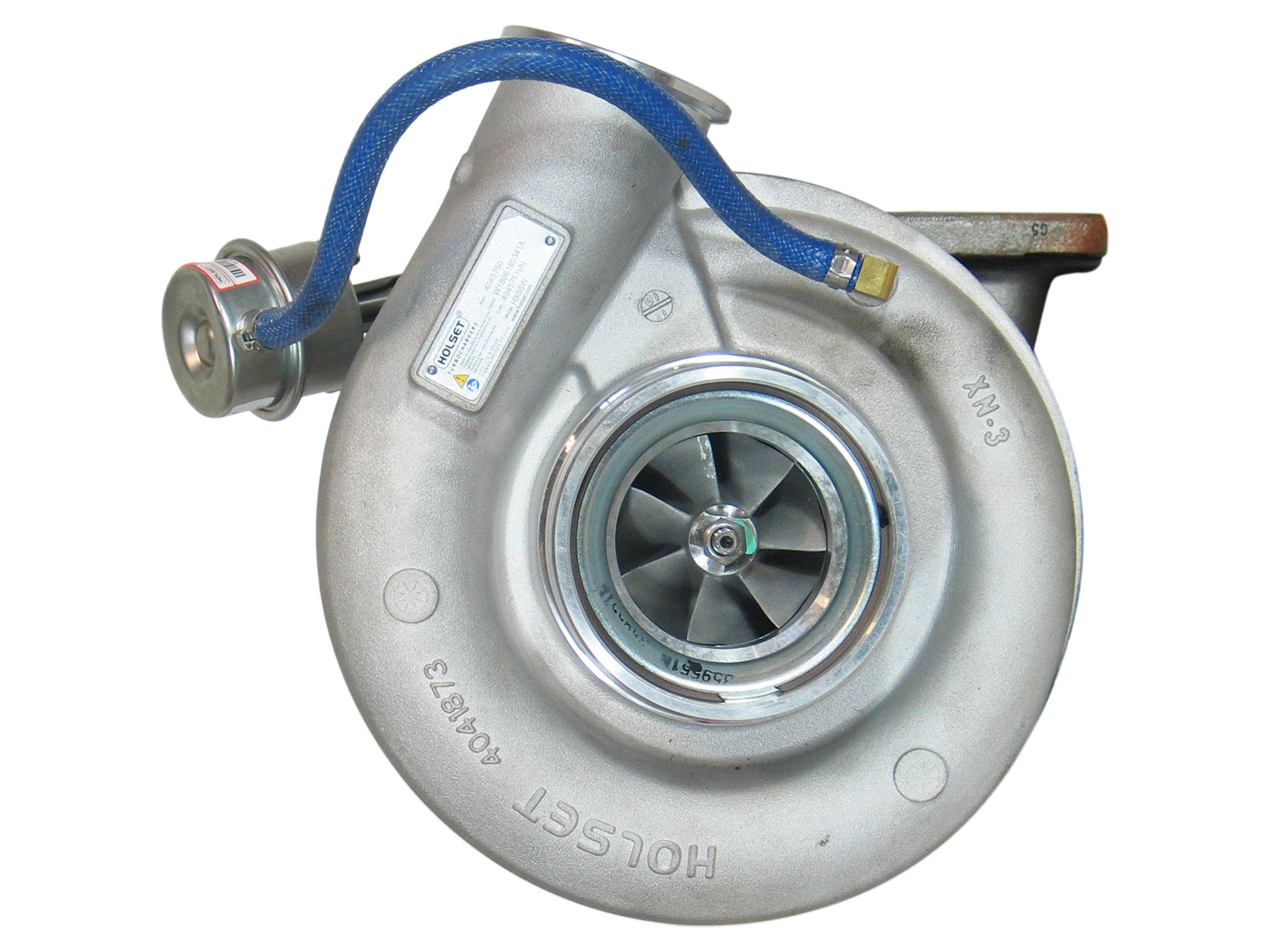 Cummins M11 Engine 4045750 4045751 Turbo NEW OEM Holset HX55W Turbocharger
