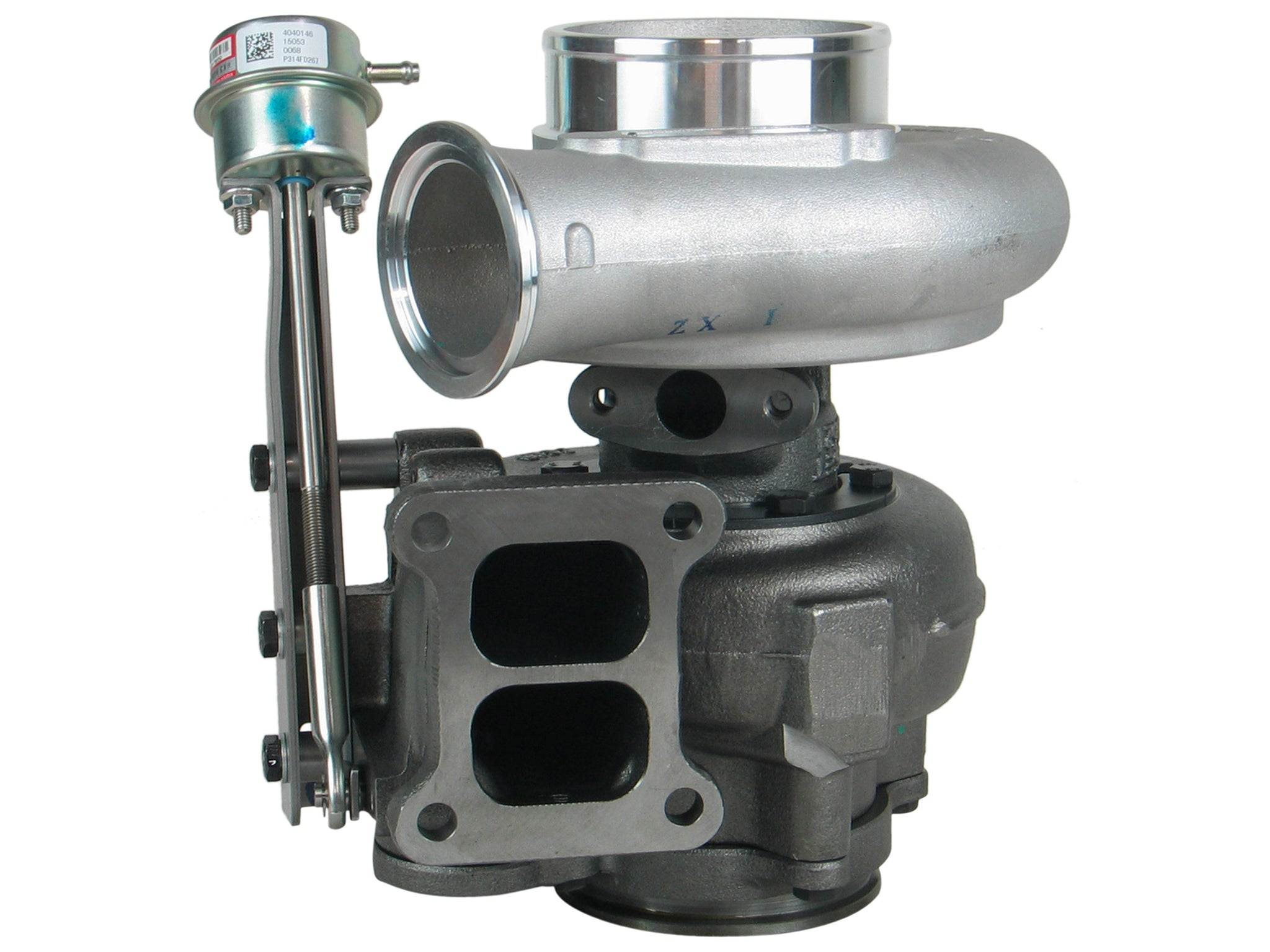 Truck Bus Cummins 6C 6CT 6CTA 6CTAA C260 8.3L 4050212 NEW OEM Holset HX40W Turbo