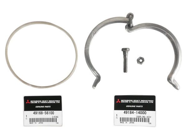 Fuso Truck Bus 4D34T4 4M50T 49178-80030 NEW Mitsubishi TD05 Turbo Repair Kit