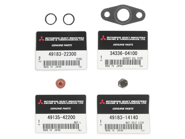 NEW Mitsubishi TD04H Repair Kit CAT 3304C S4K S4S Isuzu 4BG1T 4BD1T 49189-80020