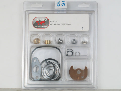 7-E-4275 NEW Turbo International TF035 Repair Kit