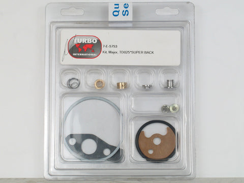 7-E-5753 NEW Turbo International TD025 Repair Kit