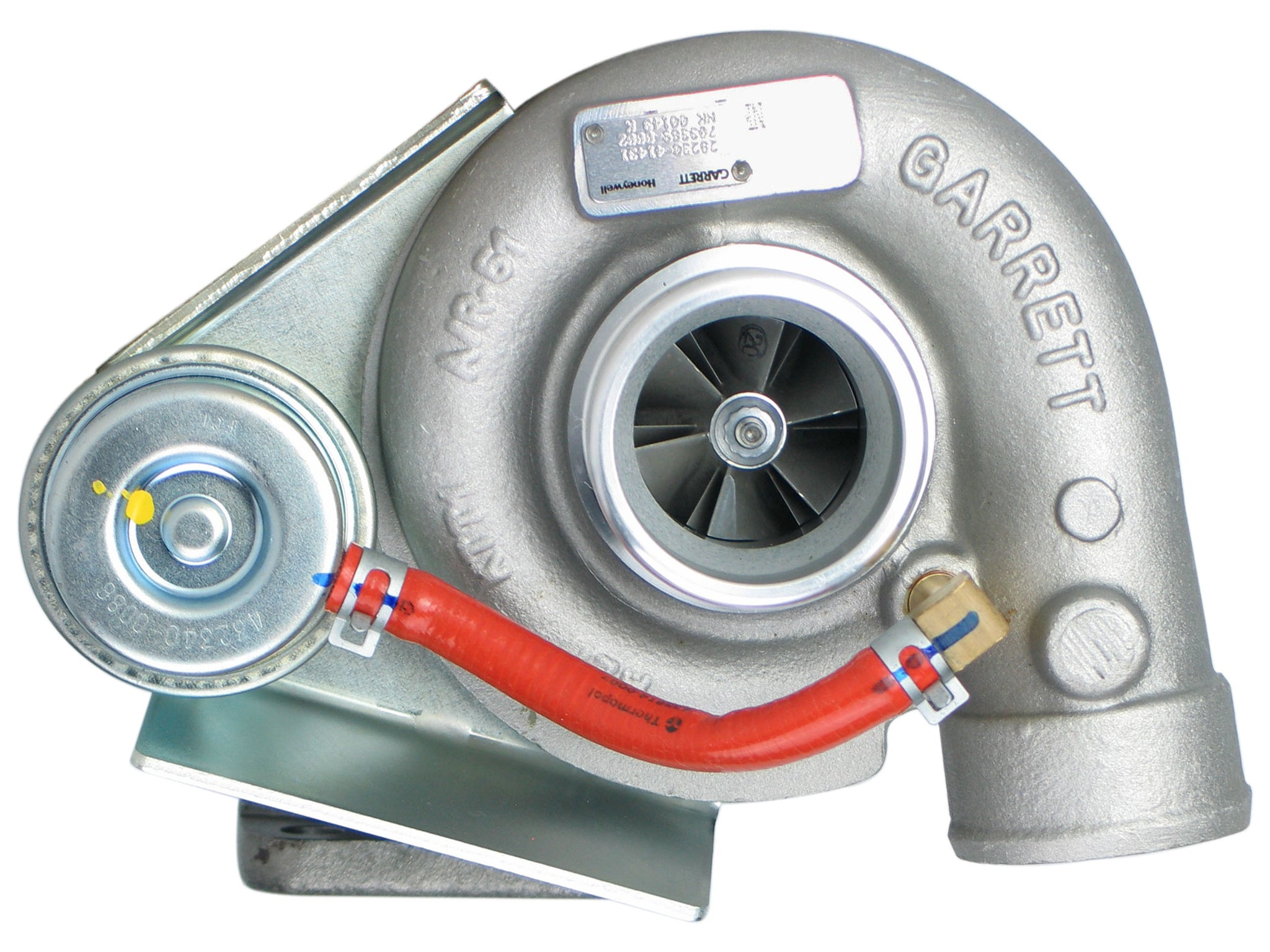 For Hyundai Mighty Truck Bus D4AL 3.3L 703389-5002 NEW OEM Garrett GT2052S Turbo - TurboTurbos