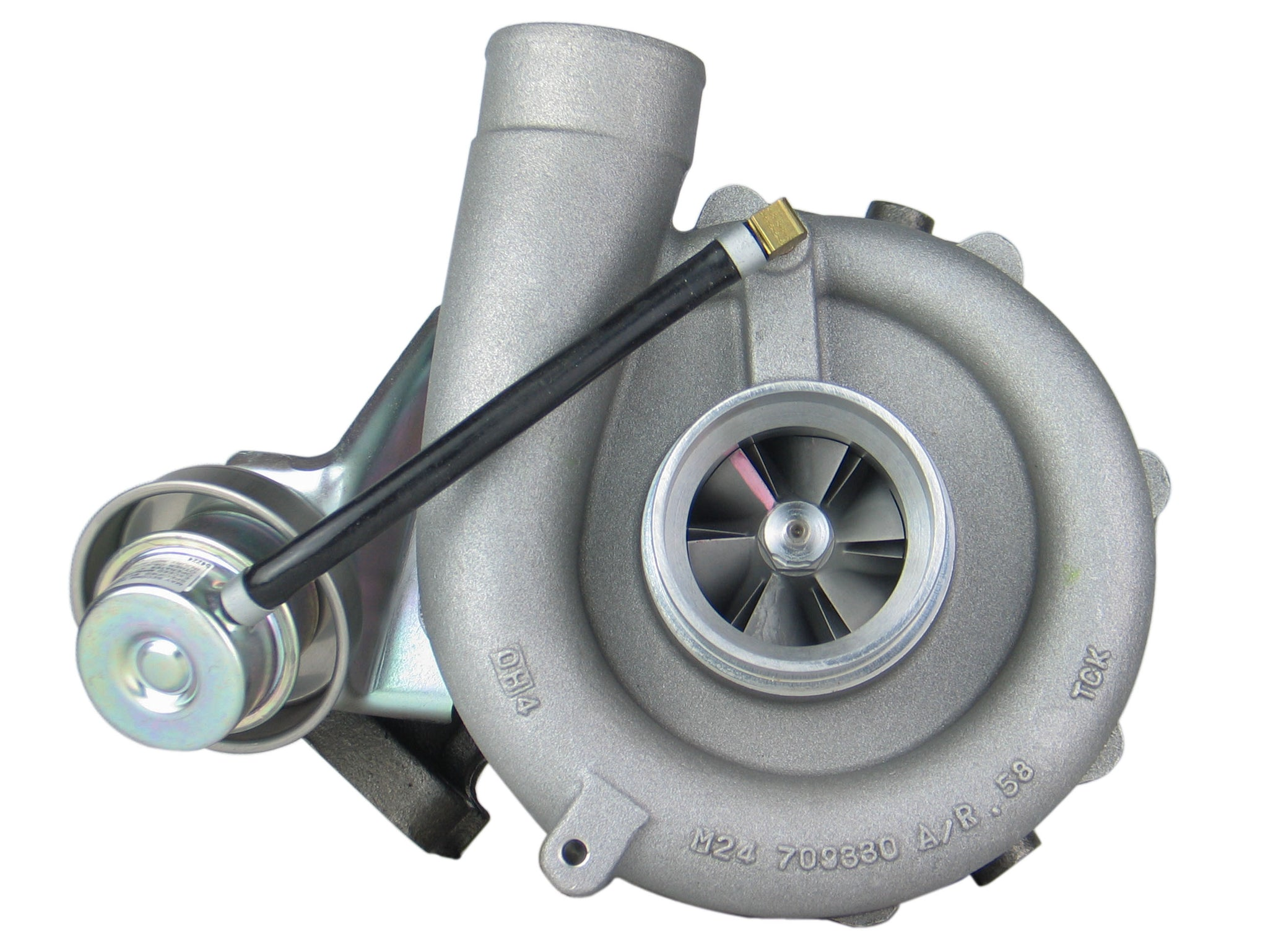 For Nissan Diesel Big Thumb 14201ND000 709344-0005 NEW Garrett GT4082LS Turbo - TurboTurbos