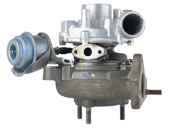 Universal 755867-5002 Turbo NEW OEM Garrett GT15V Turbocharger - TurboTurbos