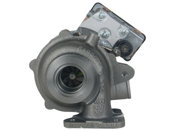 SAIC Motors D19 Engine 808832-0001 Turbo NEW OEM Garrett GTC1446VZ Turbocharger - TurboTurbos