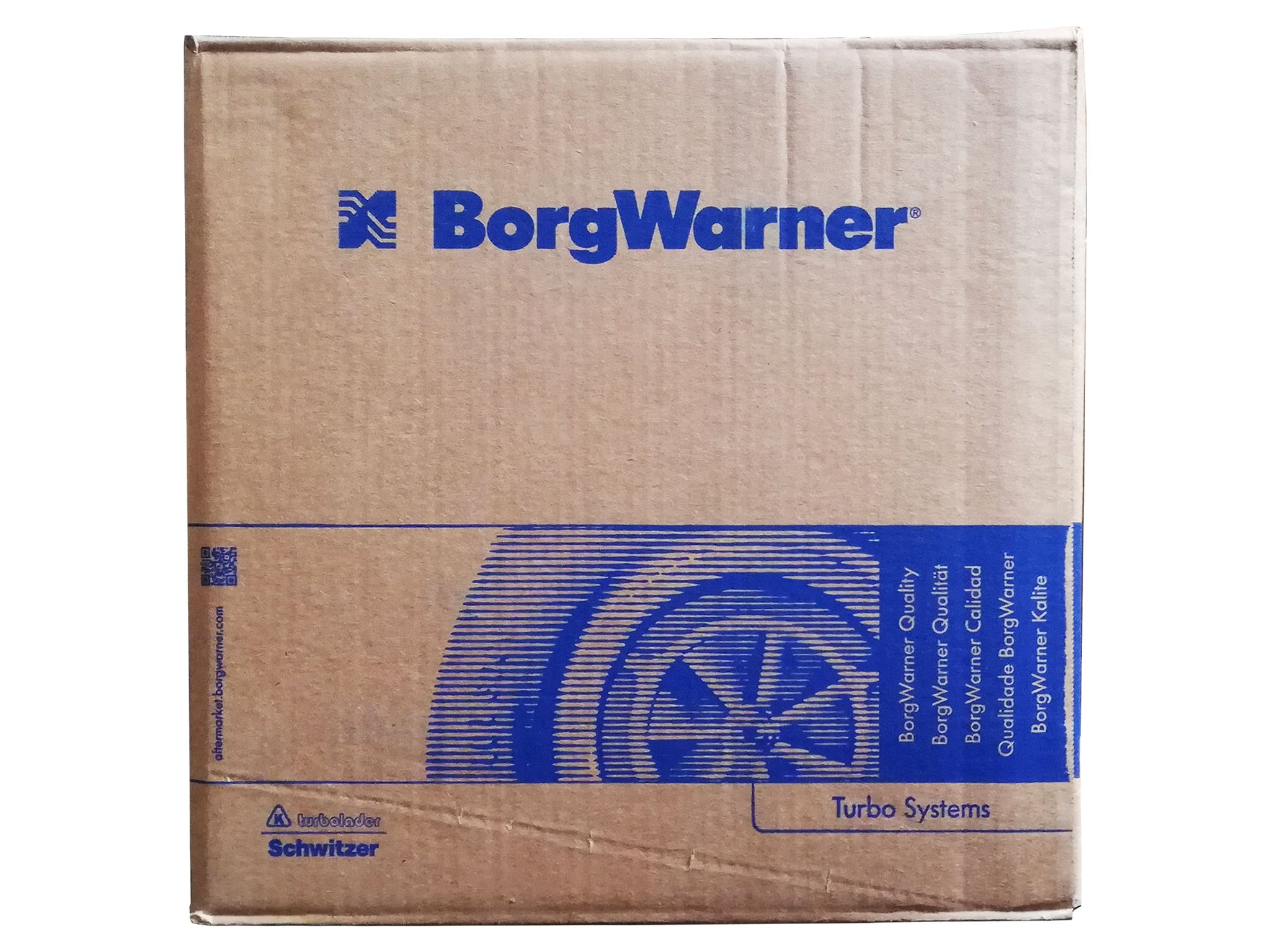CAT Wheel Loader IT28F 928F 950F 3116 3126 179568 NEW OEM BorgWarner S2ESL Turbo