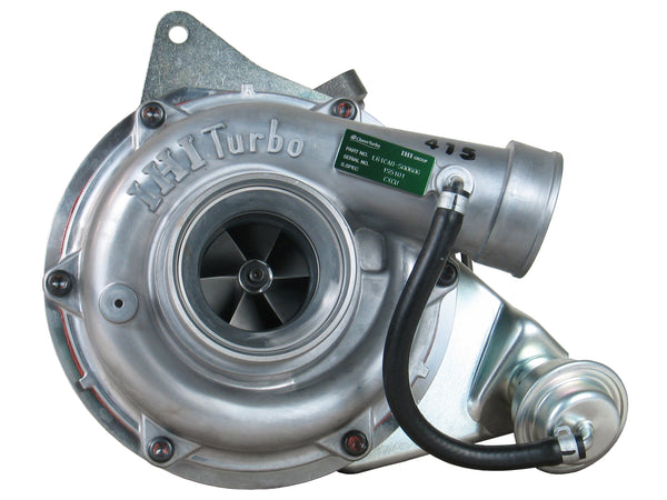 Hino 24100-4151A V-720060 CXCU Turbo NEW OEM IHI RHE62 Turbocharger