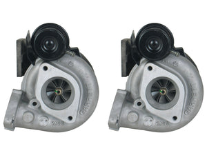 For Nissan 300ZX V6 466081-0001 Turbo Pair TB2206 Turbocharger
