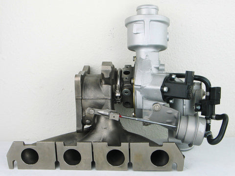 Audi A4 A6 S4 S6 2.0 TFSI along Engine 53039700106 Turbo K03 Turbocharger - TurboTurbos