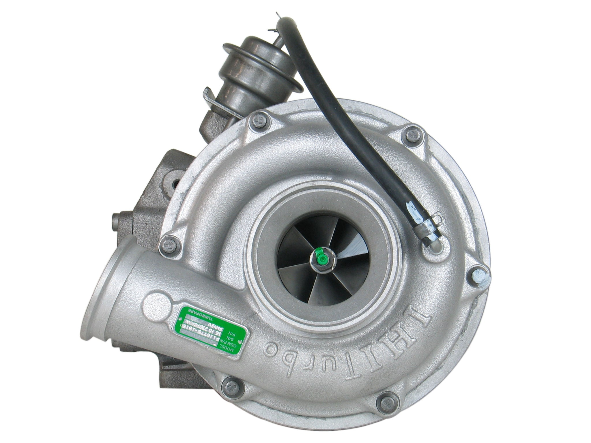 Yanmar Sailboat Marine 6LPA-STZP2 Engine V-720086 MYEV RHE62W Turbocharger