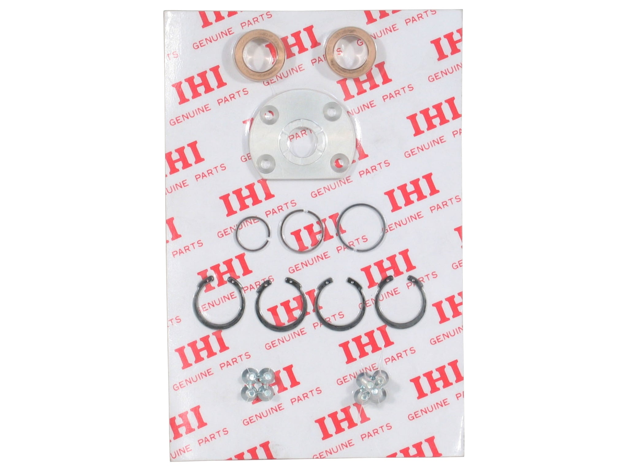 Hino Hitachi Isuzu 6WG1TC Yanmar 6GHA-ST GF199814 NEW IHI RHC9 Turbo Repair Kit