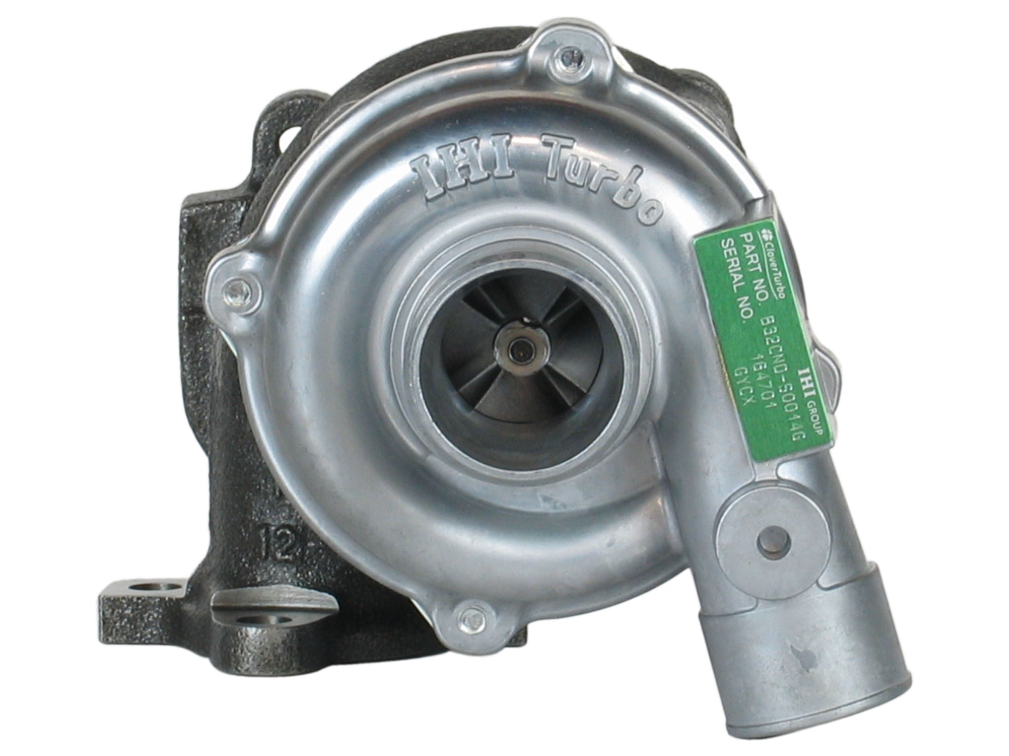 Yanmar 4TN84TL-RGD 129611-18010 V-170014 GYCX NEW OEM IHI RHB31 Turbocharger - TurboTurbos