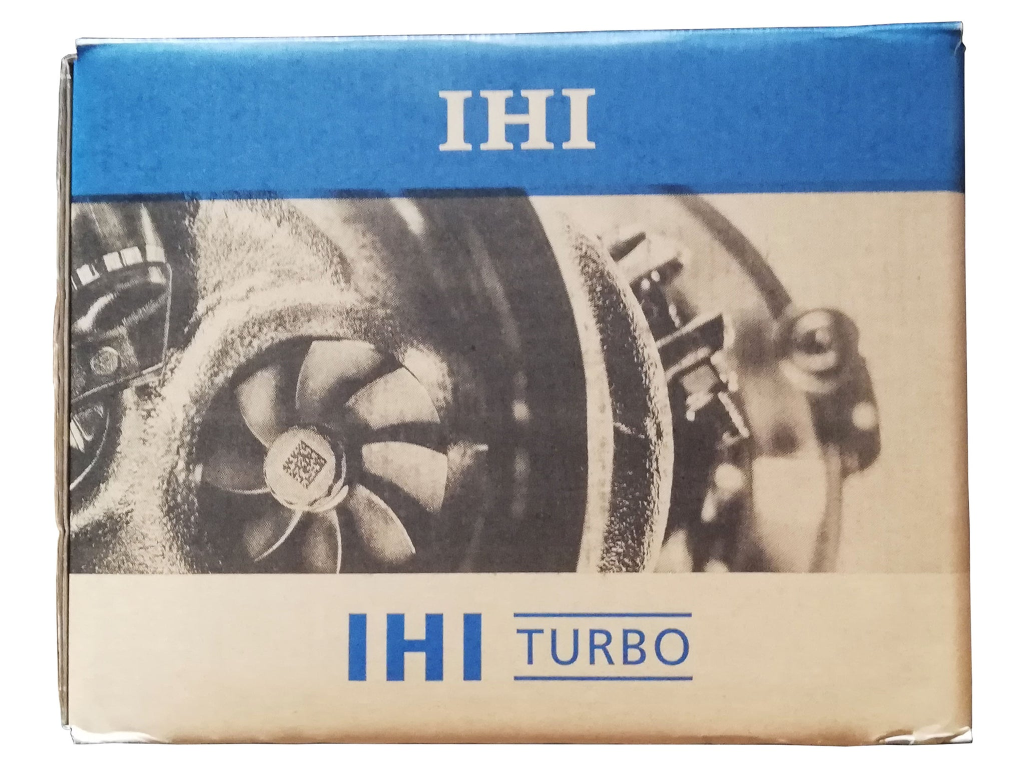 Isuzu Industrial 6WF1TC Euro 2 Diesel Engine VB600013 VICR NEW IHI RHG9 Turbo