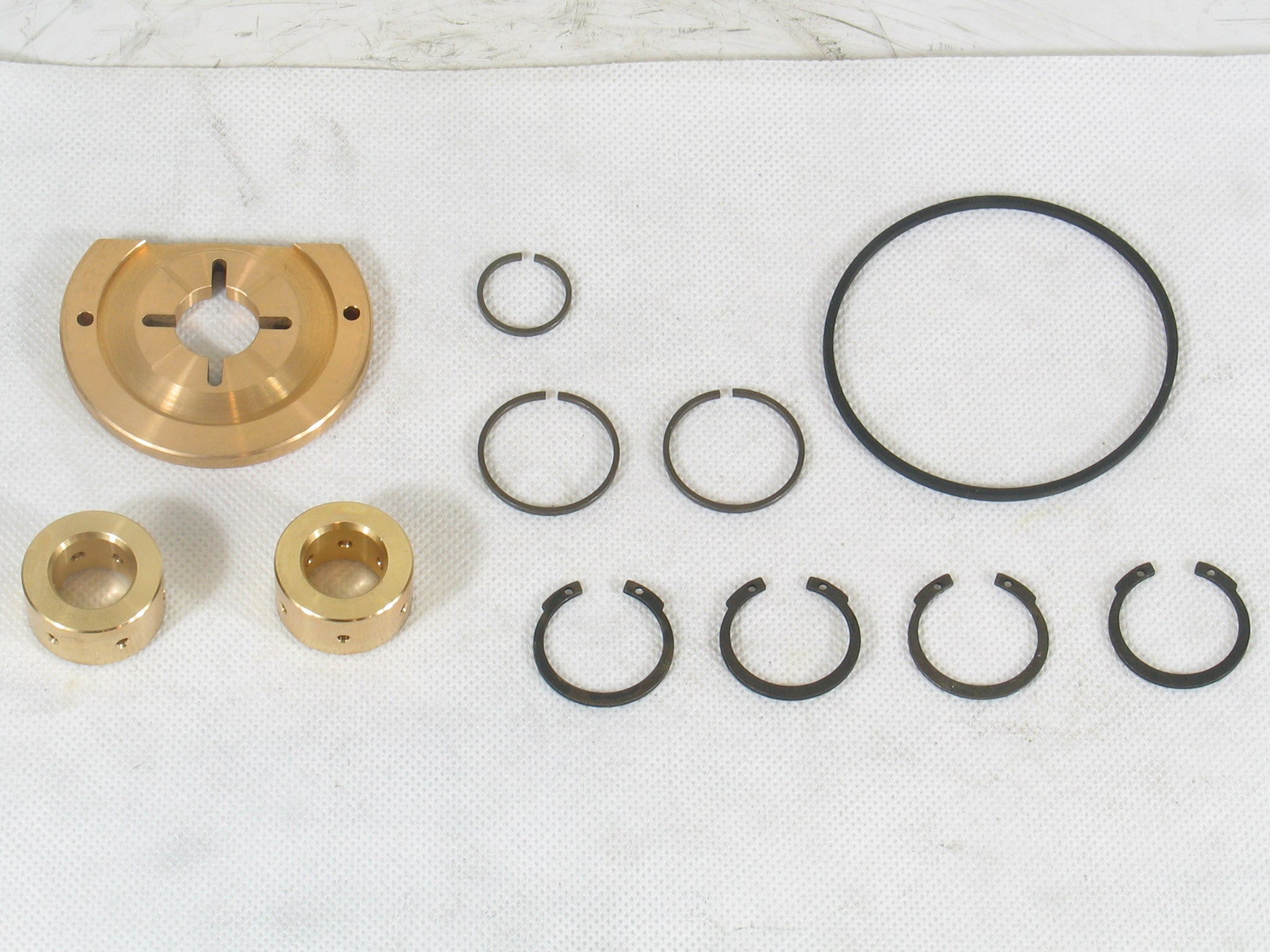Marine Truck Cummins K19 KTA38 KTA50 QSK19 3545647 NEW HC5A Turbo Repair Kit