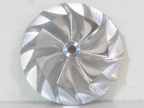 Dodge Ram 5.9L Cummins ISB MFS4015D NEW HX40W Turbo Billet Compressor Wheel