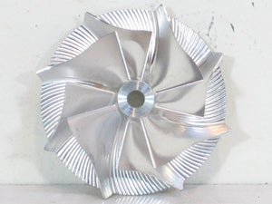 Audi VW 1.8L-5V langs along MFSK309C NEW K03 Turbo Billet Compressor Wheel