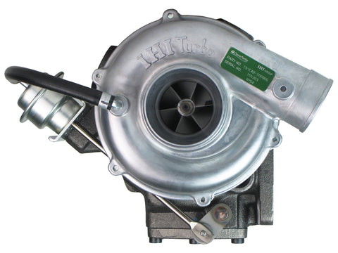 Yanmar Marine 4LHA-STE Engine VD240090 MYDA NEW OEM IHI RHC61W Turbocharger - TurboTurbos