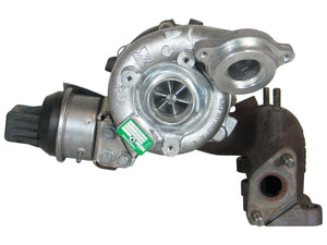 BV43 Turbo VW Jetta (US version) 2.0 TDI-CR US07 Engine 03L253056 53039880208