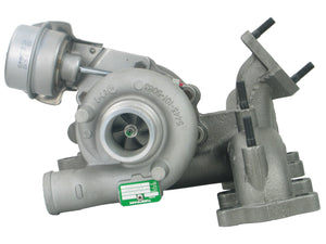 Audi A3 VW Golf Jetta Bora 1.9TDI Diesel 54399700017 NEW BV39 KP39 Turbocharger