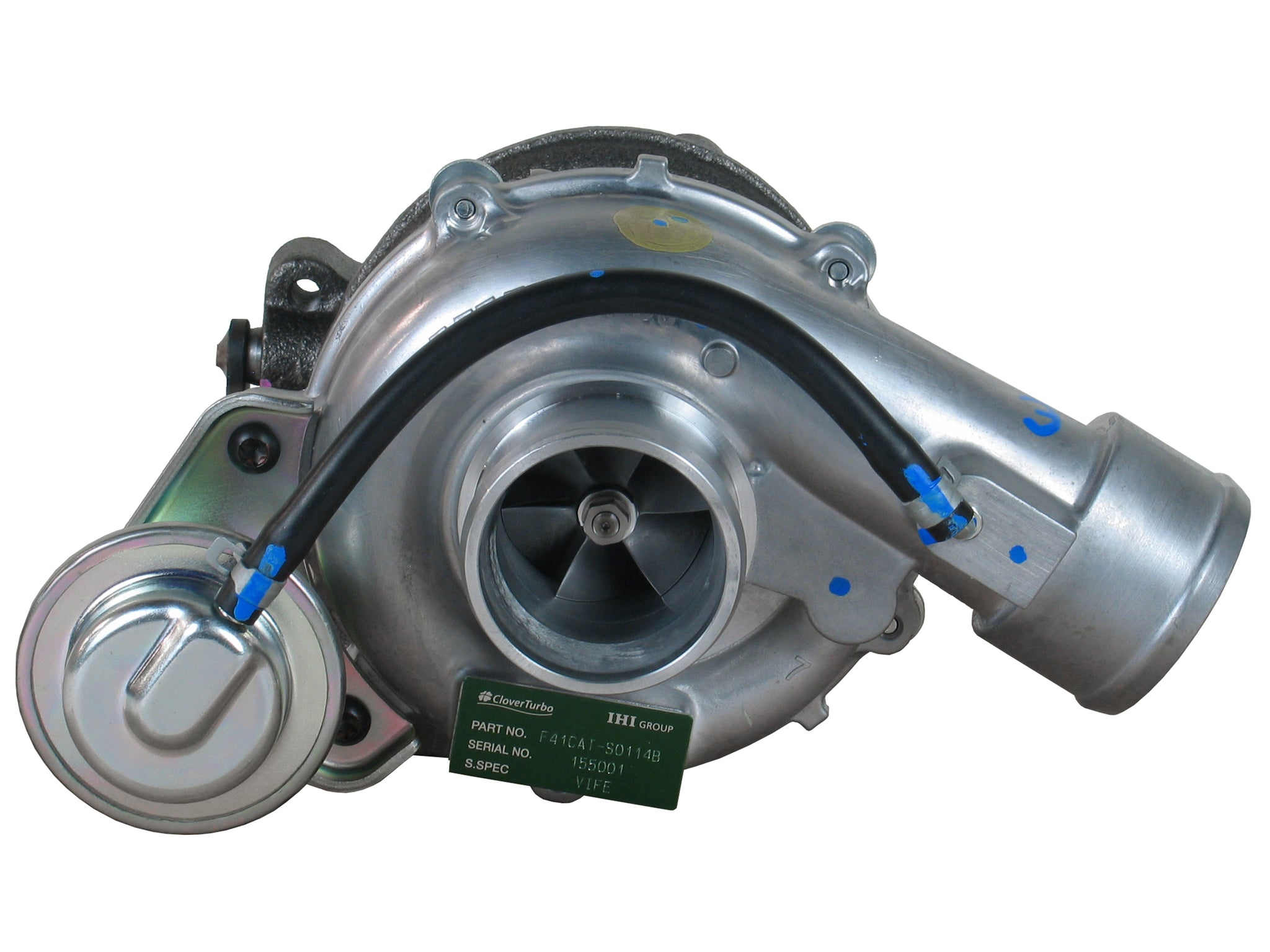 Isuzu 8980118923 V-420114 VIFE Turbo NEW OEM IHI RHF4H Turbocharger - TurboTurbos