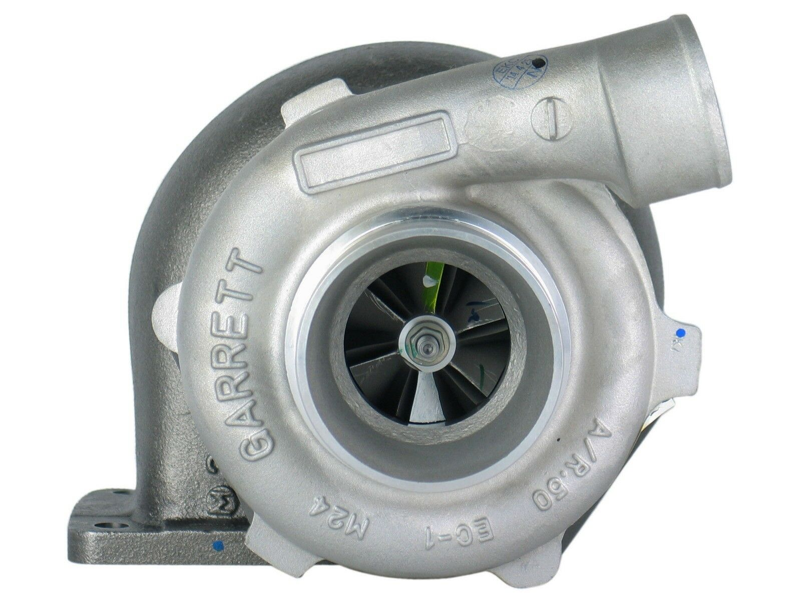 Komatsu WA350-1 WA400-1 S6D110 Engine 465044-5255 NEW OEM Garrett Turbocharger - TurboTurbos