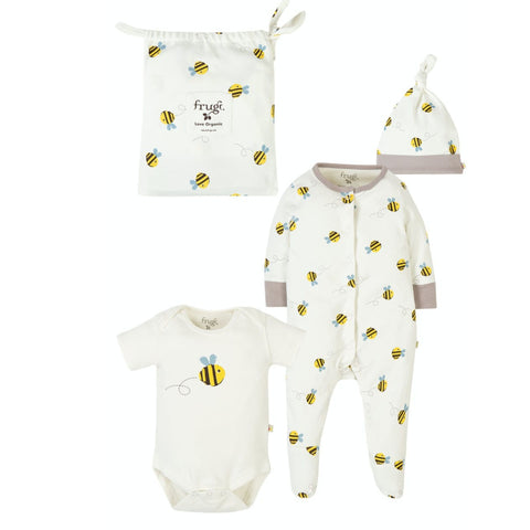 Busy Bee Baby Gift Set