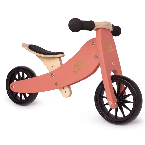 Kinderfeets Coral Trike/Balance bike (12 mths plus)