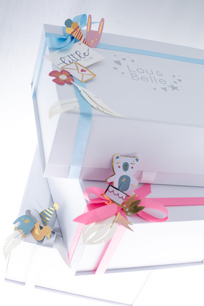 Tickled Pink Gift Box