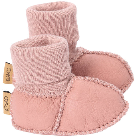 Pink Baby Bootie