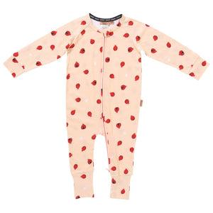 Kip&Co Lady Boss Organic Cotton Zipsuit