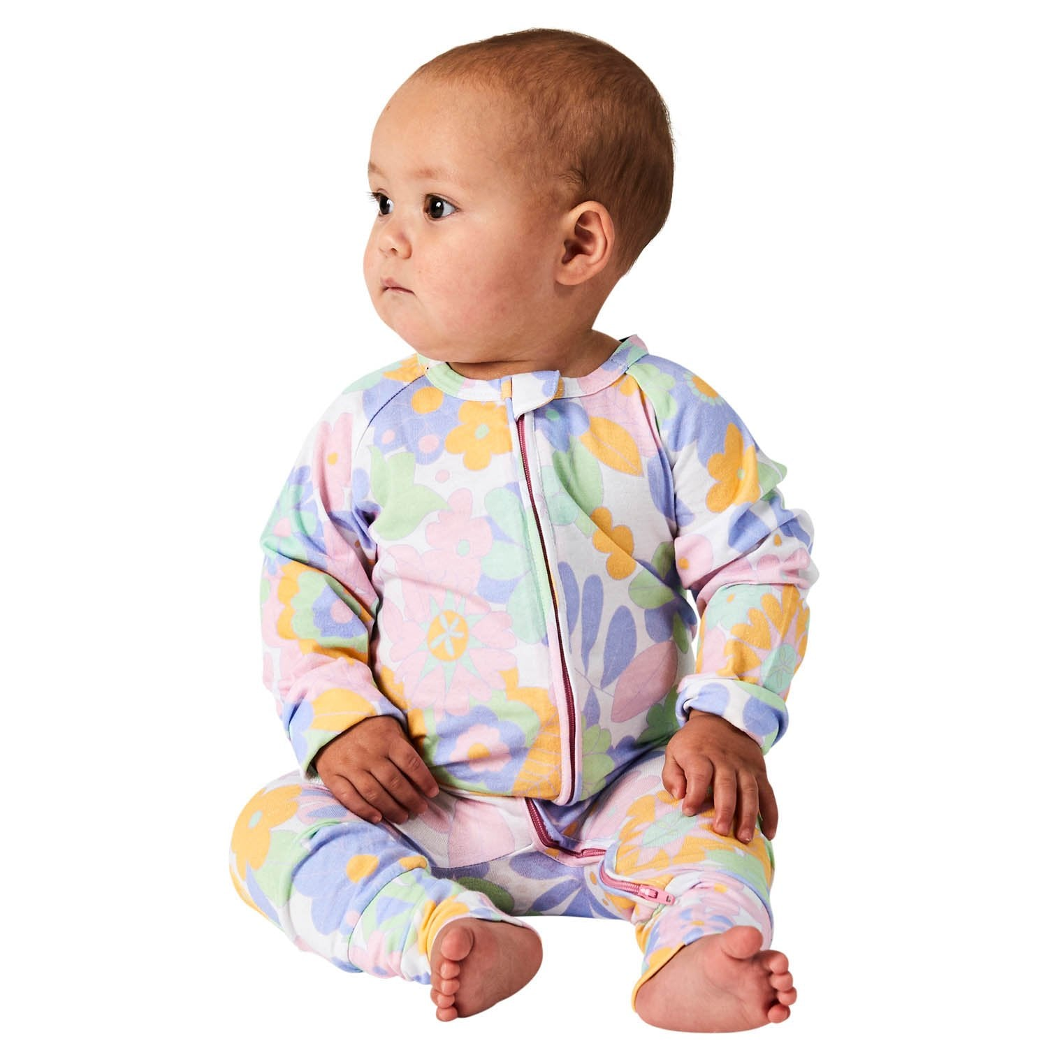 Zeppelin Organic Cotton Zipsuit