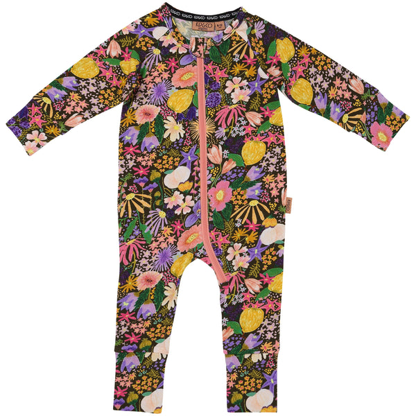 Meadow Organic Cotton zipsuit