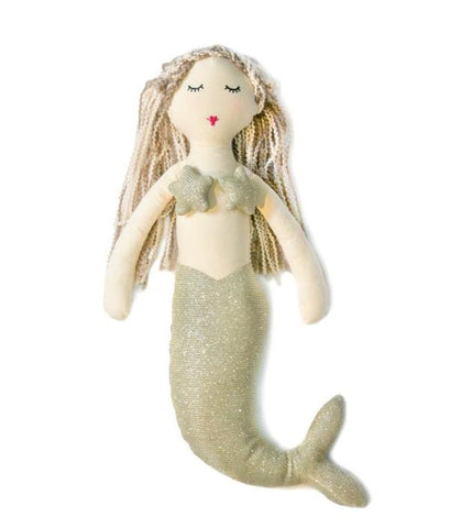 Mia the Mermaid - gold