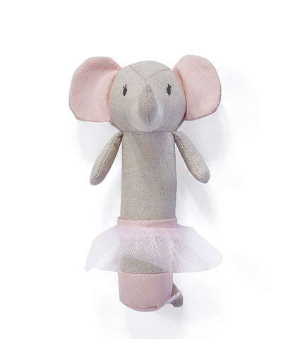 Emme the Elephant rattle